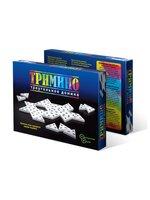 Домино Тримино треугольное Нескучные игры