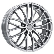 Колесный диск OZ Racing ITALIA 150 MATT RACE SILVER DIAMOND CUT 8xR17 ET40 5*115 D70.2 - фото 1