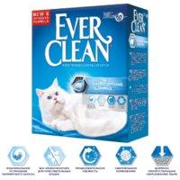 Наполнитель Ever Clean Extra Strength Unscented (10 л)