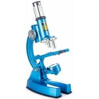Микроскоп детский Eastcolight 100-1200х в кейсе 69 предметов