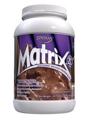 Syntrax Matrix 2.0 (925 г), Печенье с арахисовым маслом