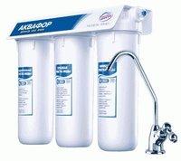 АКВАФОР трио норма Водоочиститель для мутной воды, ресурс 6000л, арт.и1682