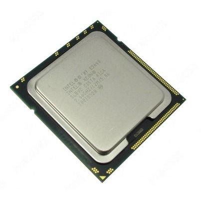 Процессор Intel Xeon Processor E5640 (12M Cache, 2.66 GHz, 5.86 GT/s Intel QPI) Tray, SLBVC