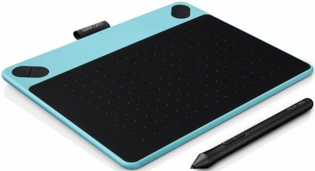 Графический планшет Wacom Intuos Draw CTL-490DB-N (Blue)