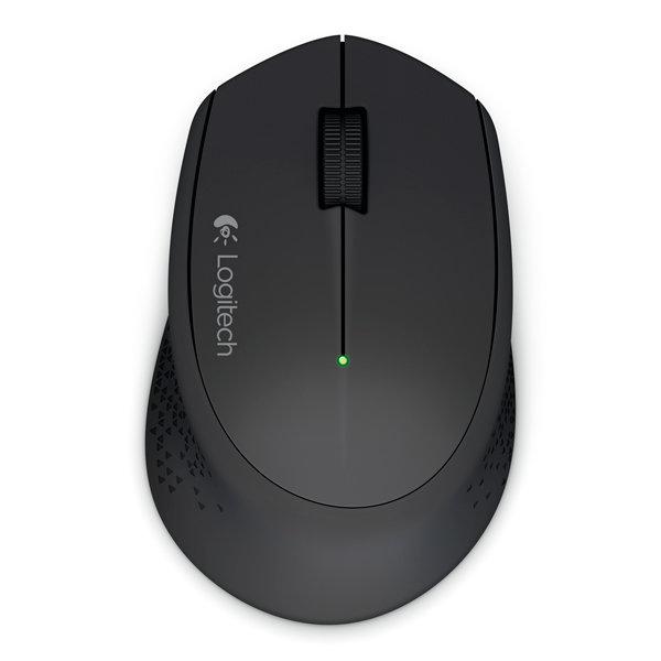 Мышь Logitech Wireless Mouse M280 Black USB (910-004291)