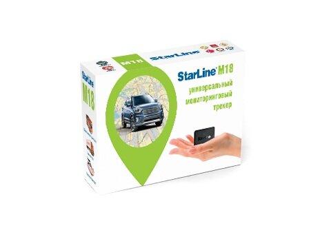StarLine M18 GPS+Глонасс/GSM-трекер