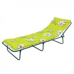 Раскладушка (раскладная кровать) с матрасом Глория М