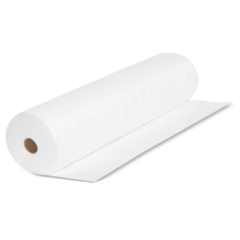 Полотенце одноразовое в рулоне 45х90см 40г/м эконом 100 шт