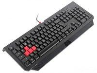 Клавиатура проводная A4TECH Bloody B120 USB черный