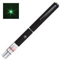 Указка лазерная BEIFA Beifa, радиус 1000 м, зеленый луч, черный корпус, клип, футляр, TP-GP-17