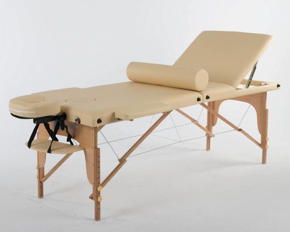 Стол массажный Ergovita Classic Comfort Plus
