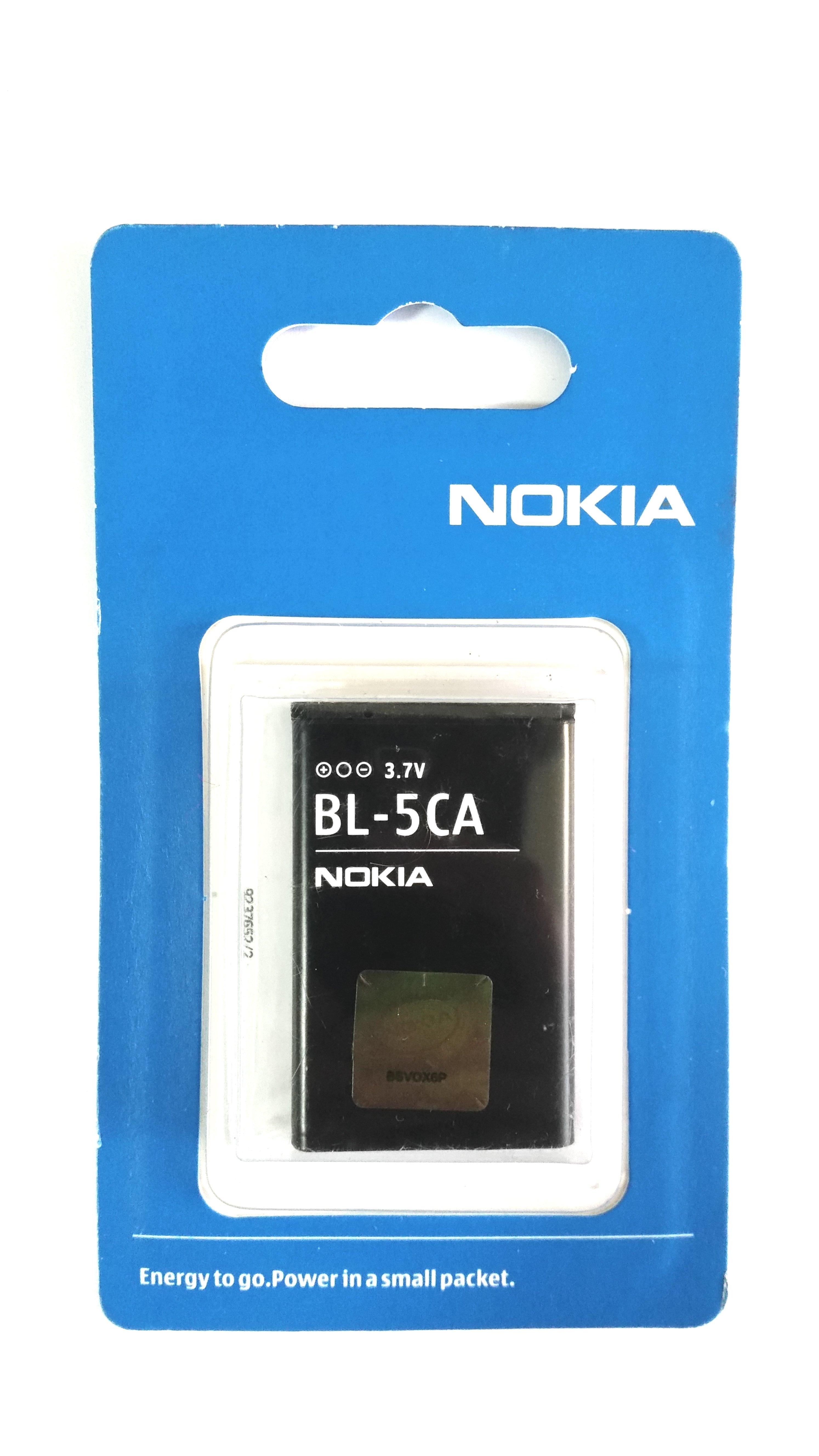 Аккумулятор BL-5CA для Nokia 1200