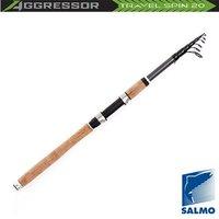 Спиннинг штекерный SALMO Aggressor TRAVEL SPIN 20 2.70