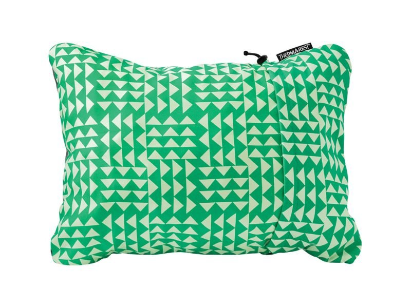 Подушка Therm-a-Rest Compressible Pillow Medium светло-зеленый M(36х46см)