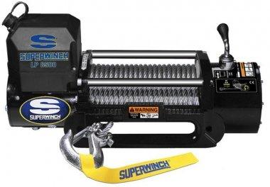Лебедка автомобильная электрическая SW LP8500 (3800 кг.) Superwinch W0851