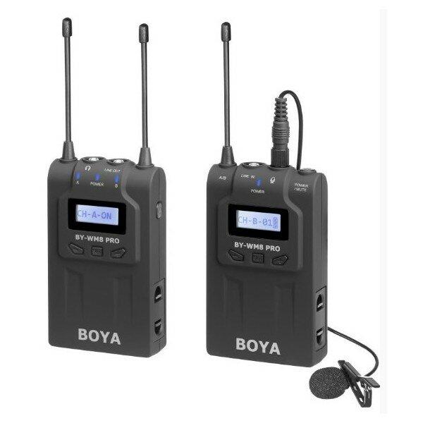 Петличная радиосистема Boya BY-WM8 Pro-K1