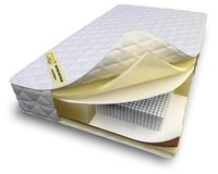 Матрас Luntek Medium Soft Revolution Micro 180х225