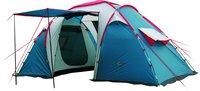 Палатка Canadian Camper Sana 4 Цвет royal (сине-серо-красный)