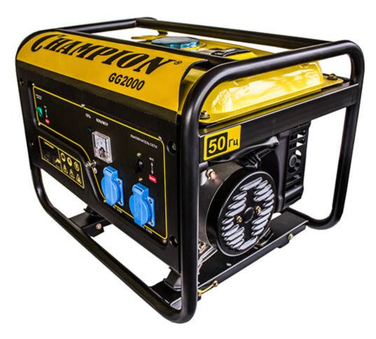 Бензиновый генератор champion igg2000 отзывы стабилизатор напряжения штиль r400t схема