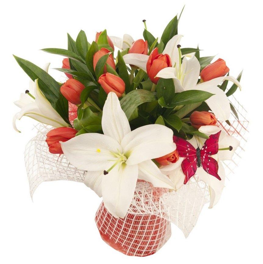 Листьев тему, доставка цветов и лилии тюльпаны минск