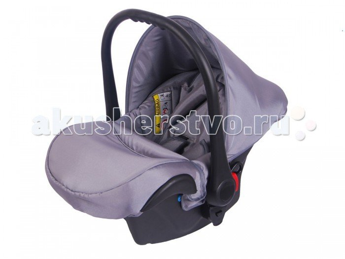 Автокресло Lonex Basic Grey
