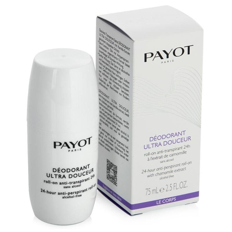Дезодорант-ролл Payot Deodorant Ultra-Douceur, 75 мл