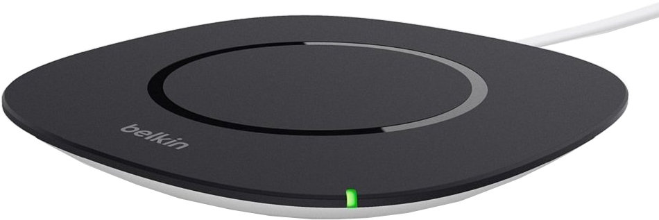 Беспроводное зарядное устройство Belkin Wireless Qi F8M747bt (черный)