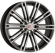 Диск 1000 MIGLIA MM1005 Dark Anthracite Polished 8.5x19/5x112 D66.6 ET45 - фото 1
