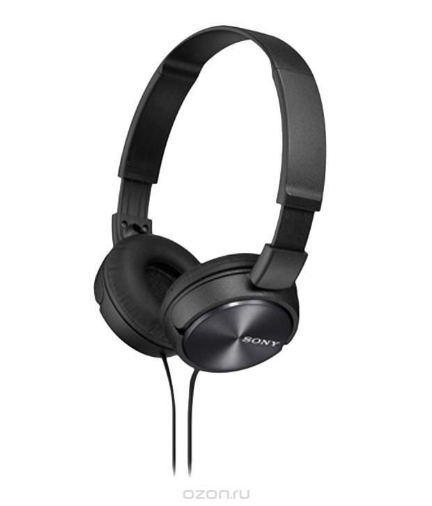 Sony MDR-ZX310, Black наушники