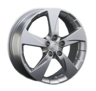 Колесные диски Replica Subaru SB17 6,5х16 5/100 ET55 56,1 silver - фото 1