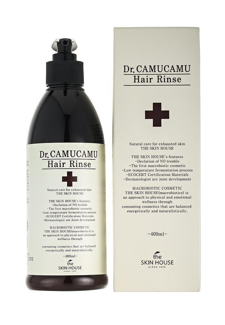 "Бальзам для волос The Skin House Лечебный ""Dr. Camucamu"" 400 мл"
