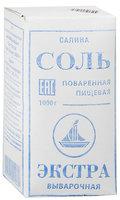 Соль ТДС пищевая выварочная, 1000г