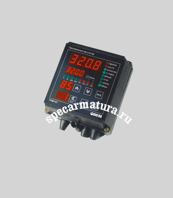 Двухканальный программный ПИД-регулятор овен ТРМ 151 Н.РР.01
