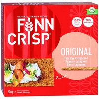Сухарики Finn Crisp ржаные 200г