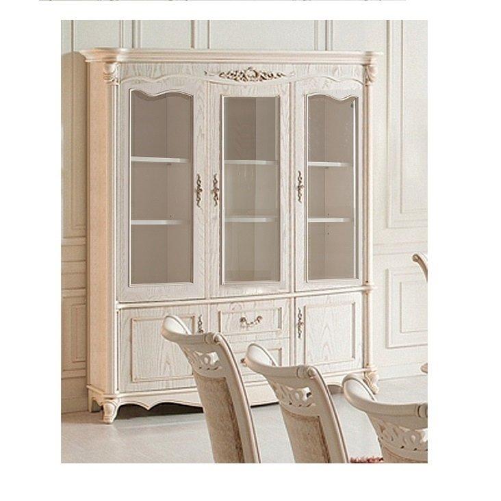 Шкаф книжный 3-х дверный Kurcir Carpenter 230 2519300