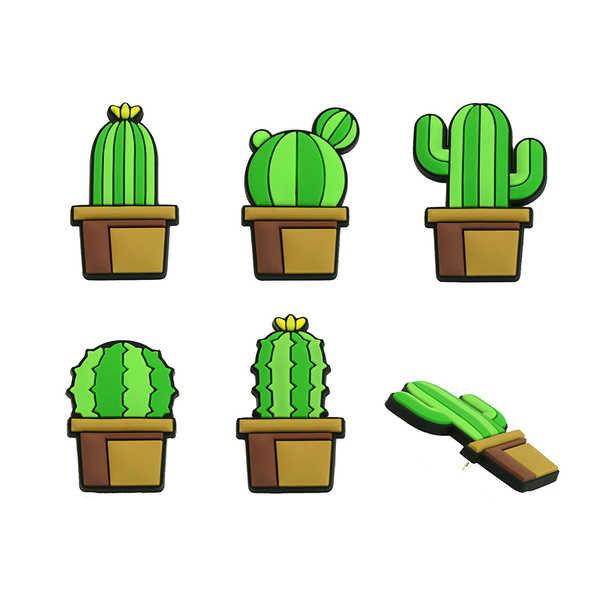 Mustard Кнопки канцелярские cactus (5 шт)