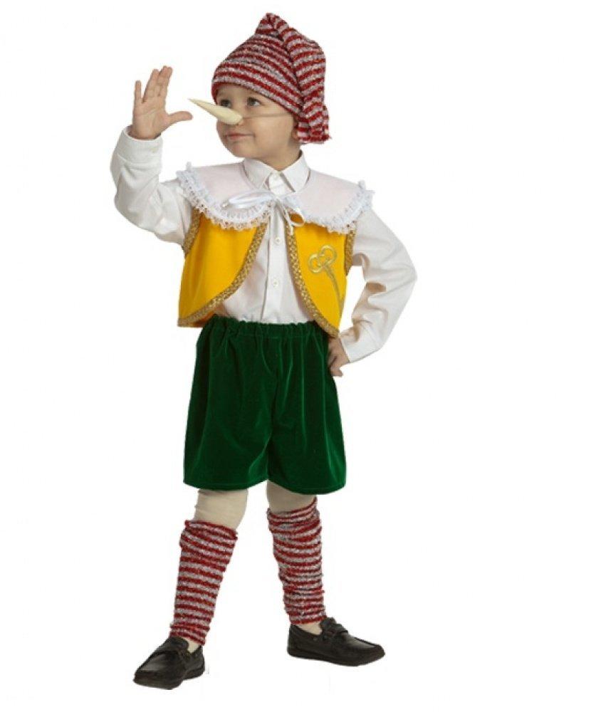 Батик Карнавальный костюм Буратино