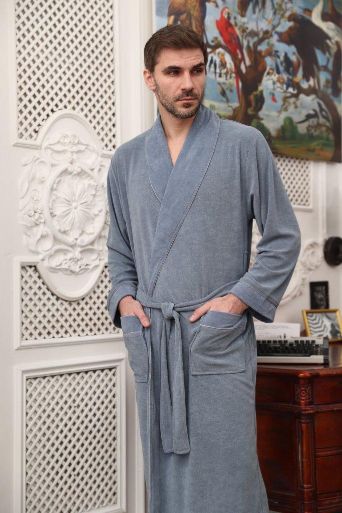 Магазин мужских шелковых халатов