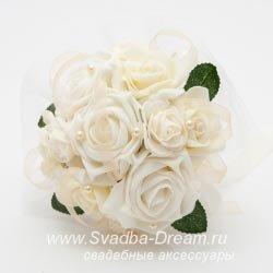 Свадебный букет-дублер для невесты