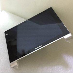 LCD-ЖК-сенсорный дисплей-экран-стекло с тачскрином на планшет Lenovo Yoga Tablet 10 HD+ B8080-h золотой