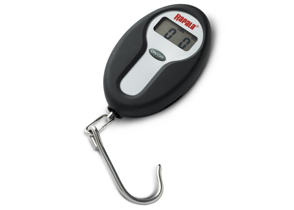 Электронные весы rapala touch screen