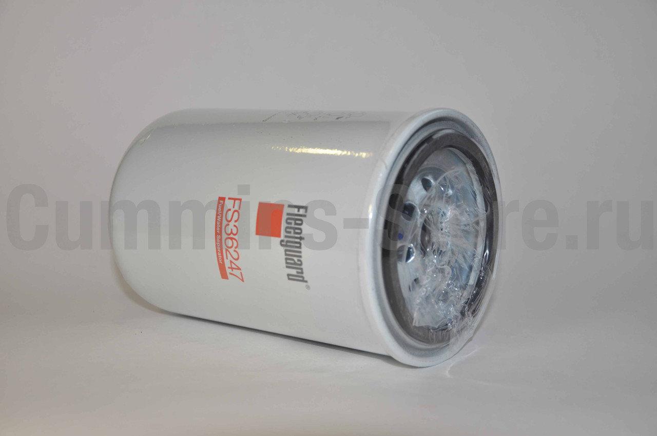 Топливный фильтр Флитгард / Fuel Filter Fleetguard FS36247 / Cummins 5301449