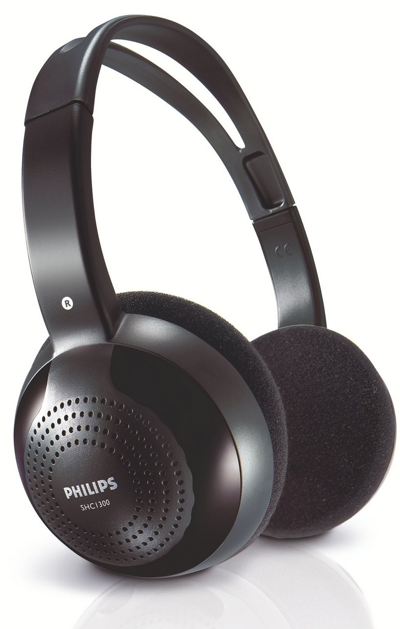 Наушники Philips SHC1300
