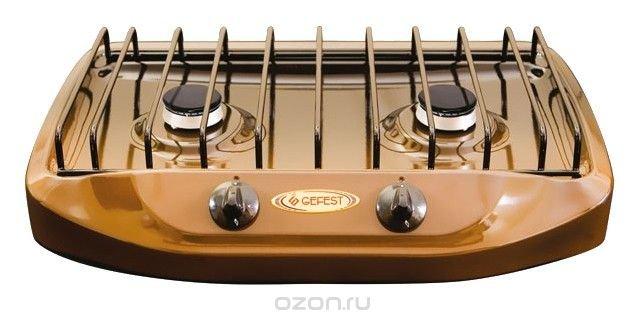 Gefest 700-02, Brown плита газовая настольная