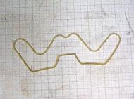 Уплотнение крышки цилиндра STORM 59