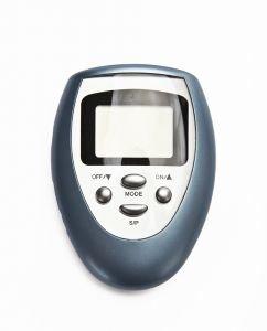 Миостимулятор Bradex Брадекс Импульс электронный, точечный, для мышц живота, бедер. ягодиц и рук, Арт. KZ0155