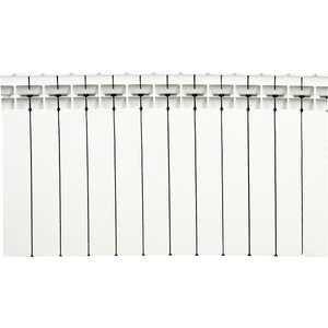 Радиатор отопления RIFAR BASE 500 12 секций биметаллический боковое подключение (RBASE50012)