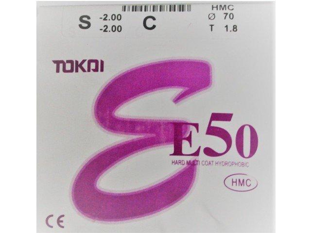 Линзы для очков Tokai очковая линза 1.5 HMC