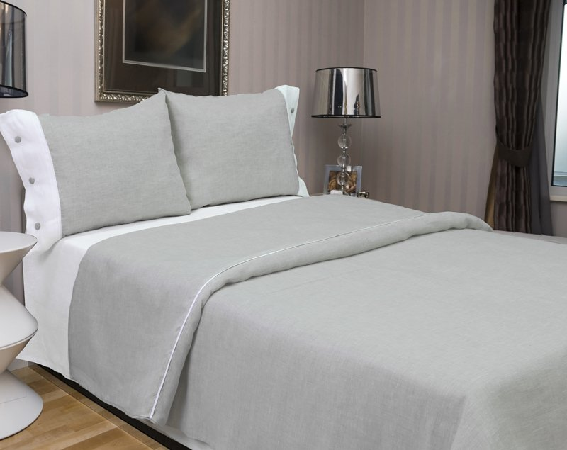 Комплект постельного белья изо льна Сладкие сны (евро)