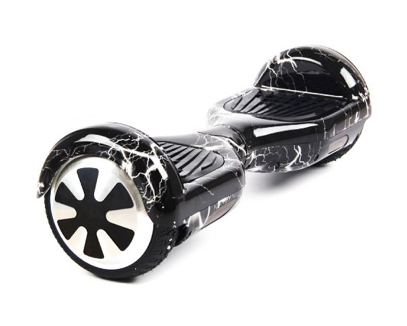 Самобалансирующий гироскутер Smart Balance Wheel 6,5 с колонками и мобильным приложением